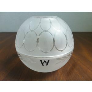 WEDGWOOD(ウエッジウッド)/キャンドルボール カメオ モデルルーム展示品 correr