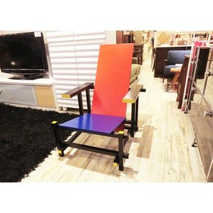 【トーマス・リートフェルト】Red and Blue Chair リプロダクト correr