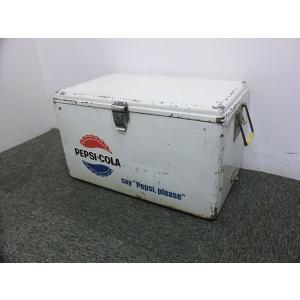 【PEPSI-COLA(ペプシコーラ) 】 ヴィンテージクーラーBOX|correr