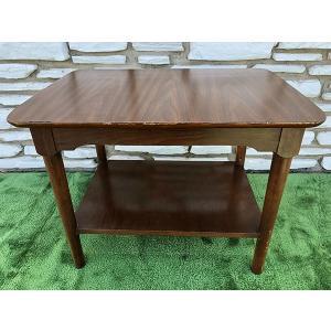 米軍放出品 ミリタリー家具 サイドテーブル2|correr