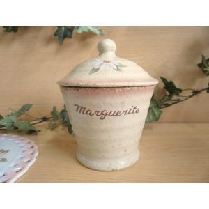 【マニー アンネールジャポネ】 蓋付きカップ Be / 日本製 マーガレット 花柄 corrette-anise