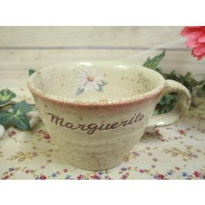 【マニー アンネールジャポネ】 マグ Be / 日本製 マーガレット 花柄 カップ corrette-anise