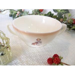 【マニー プチメゾン】 スープカップ / 日本製 陶器 食器|corrette-anise