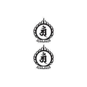 タトゥーシール 普賢菩薩|coscommu