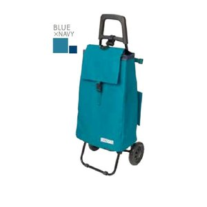 レップ 423929 ココロ ショッピングカートセット プレーンカラー ブルー coserekuto
