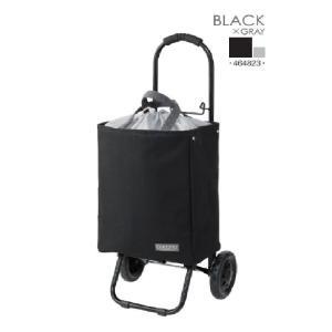 レップ COCORO(コ・コロ) ショッピングカート トート カートセット ブラック/グレー 464823 coserekuto