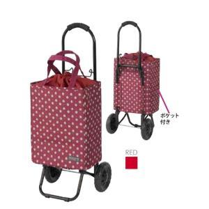 レップ COCORO(コ・コロ) ショッピングカート フロリアン カートセット RED 485019 coserekuto