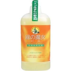 緑の魔女 バス用洗剤 本体 420mLの関連商品10