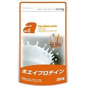 アルプロン WPCホエイプロテイン  カフェオレ 250g/サプリメント 健康食品 ヘルシーライフ ...