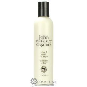 ジョンマスターオーガニック JOHN MASTERS ORGANICS シトラス&ネロリデタングラー 236ml (500068)