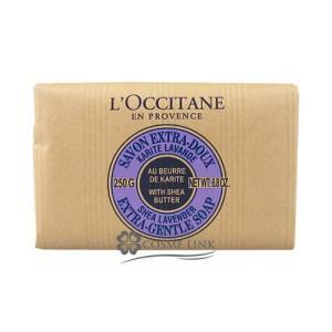 ロクシタン LOCCITANE シア ソープ ラベンダー 250g 【国内未発売】 (461860)