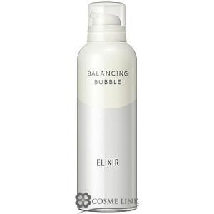 エリクシール ルフレ バランシング バブル  もこもこ増える泡で、毛穴の奥まですっきり洗う洗顔料  ...