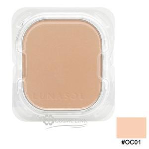 ルナソル LUNASOL スキンモデリング パウダーファンデーション レフィル #OC01 ケース別 (428153)