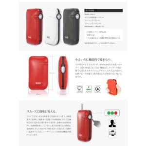 在庫あり iBuddy i1 Kit アイバディ 加熱式タバコ アイワン キット 万能加熱式 互換機 たばこベイパー アイバディー アイワン 正規品 ヒートスティック|cosme-market|04