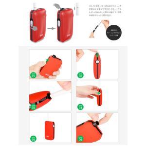 在庫あり iBuddy i1 Kit アイバディ 加熱式タバコ アイワン キット 万能加熱式 互換機 たばこベイパー アイバディー アイワン 正規品 ヒートスティック|cosme-market|06
