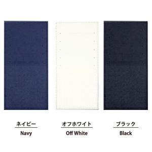 両面収納 インナーカードケース 10枚収納可能 長財布用 カード入れ 収納 薄型 インナーケース 便利 クレジットカード ICカード card case 6色|cosme-market|05