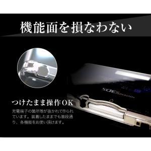 ニンテンドー NEW 3DS 2DS LL (NINTENDO DS) 対応 クリア ハードケース 本体保護 クリア 保護ケース 任天堂 ポリカーボネート 強化カバー 保護カバー|cosme-market|03