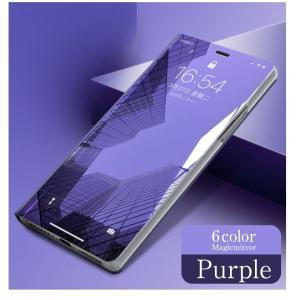 iPhone XR ケース iPhone XS ケース iPhone8 ケース iPhone7 ケース 鏡面仕上げ 手帳型 スマホケース 鏡 ミラー ミラー付き|cosme-market|11
