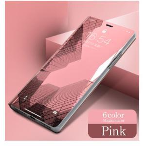 iPhone XR ケース iPhone XS ケース iPhone8 ケース iPhone7 ケース 鏡面仕上げ 手帳型 スマホケース 鏡 ミラー ミラー付き|cosme-market|12
