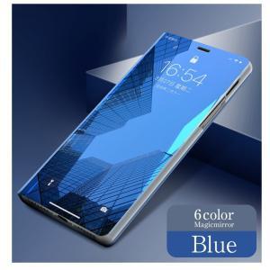 iPhone XR ケース iPhone XS ケース iPhone8 ケース iPhone7 ケース 鏡面仕上げ 手帳型 スマホケース 鏡 ミラー ミラー付き|cosme-market|13