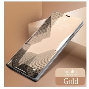 iPhone XR ケース iPhone XS ケース iPhone8 ケース iPhone7 ケース 鏡面仕上げ 手帳型 スマホケース 鏡 ミラー ミラー付き|cosme-market|14