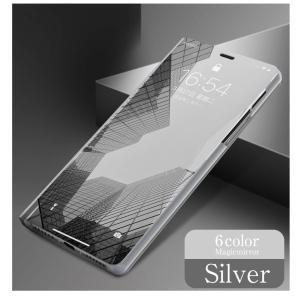 iPhone XR ケース iPhone XS ケース iPhone8 ケース iPhone7 ケース 鏡面仕上げ 手帳型 スマホケース 鏡 ミラー ミラー付き|cosme-market|15