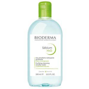 ビオデルマ セビウム H2O D(緑) 500ml[5851] 送料無料|cosme-nana