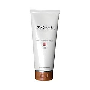 エバメール ホワイト洗顔クリーム 150g|cosme-nana