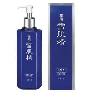 送料無料 コーセー 薬用雪肌精化粧水 500ml|cosme-nana