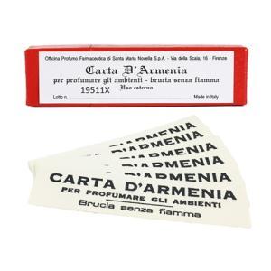 サンタ・マリア・ノヴェッラ アルメニアペーパー 18枚入り サンタマリアノヴェッラ[6222/10262][P2] 郵パケ送料無料|cosme-nana