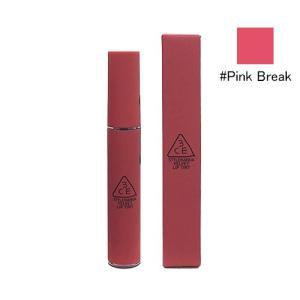 スタイルナンダ 3CE ベルベット リップティント 4g #PINK BREAK[6609][P2] 郵パケ送料無料|cosme-nana