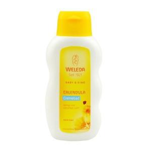 ヴェレダ カレンドラ ベビークリームバスミルク 200ml[6591] WELEDA
