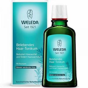 ヴェレダ オーガニックヘアトニック 100ml WELEDA