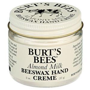 バーツビーズ アーモンドミルクビーズワックスハンドクリーム 57g Burt's Bees|cosme-nana