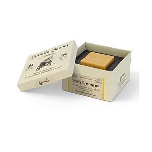 ガミラシークレット ソープ 115g レモングラス (固形せっけん) gamilasecret[2084]|cosme-nana