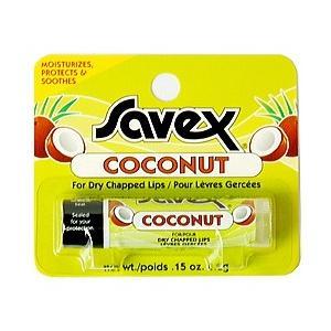 サベックス リップクリーム スティック 4.2g ココナッツ[3255][TN100] 郵便送料230円から|cosme-nana