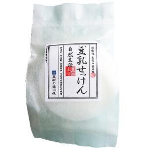 豆腐の盛田屋 豆乳せっけん 自然生活 100g[2610][TG100] 郵便送料無料|cosme-nana