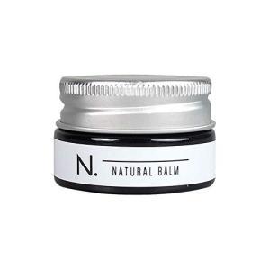 ナプラ N. エヌドット ナチュラルバーム 18g マンダリンオレンジ&ベルガモットの香り ミニサイズ N. エヌドット[5373][TN100] 郵便送料無料|cosme-nana