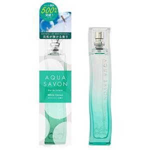 アクアシャボン アクアシャボン オードトワレ 80ml ホワイトコットンの香り[0890] 送料無料 cosme-nana