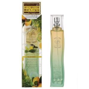 アクアシャボン アクアシャボン オードトワレ スパコレクション 80ml レモングラススパの香り[3441] 送料無料 cosme-nana