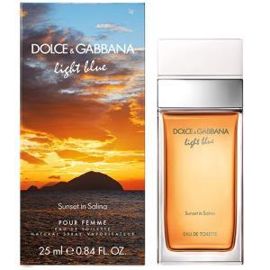 ドルチェ&ガッバーナ(D&G) ライトブルー サンセット イン サリーナ EDT SP 25ml[3731] 2015年限定 DOLCE GABBANA 郵パケ送料無料|cosme-nana