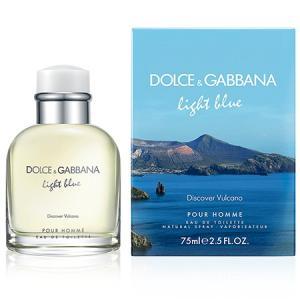 ドルチェ&ガッバーナ ライトブルー ディスカバー ヴルカーノ EDT SP 40ml|cosme-nana