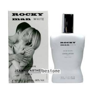 ジャンヌアルティス ロッキーマン ホワイト EDT SP 100ml (宅配便540円)(jaa100-038)|cosme-nana
