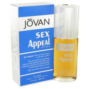 ジョーバン セックスアピール フォーメン COL SP 88ml[9425]|cosme-nana