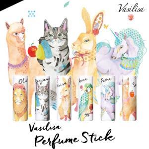 ヴァシリーサ パフュームスティック (練り香水) 5g 香り選択[P3] 郵パケ送料無料|cosme-nana