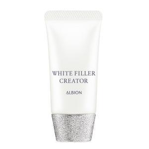 【国内正規品】アルビオン ホワイトフィラー クリエイター 30g SPF30 PA+++ ALBIO...