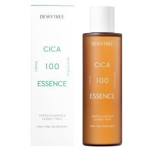 DEWYTREE CICA 100 エッセンス シカ 160ml CL-03 化粧水 導入美容液 トナー ツボクサエキス 韓国コスメ|cosme-s