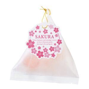 サクラ バスエッセンス サクラの香り 3個入 入浴剤 ギフト プレゼント 贈り物にも 入浴剤 お風呂 ジーピークリエイツ 桜 さくら cosme-s