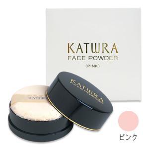 カツウラ フェイスパウダー ピンク KATWRA|cosme-s