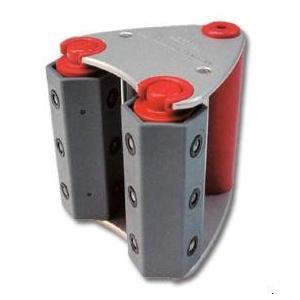 ゲルマニウムセルアウトローラー 10.3×9.5×9.9cm|cosme-tuuhan